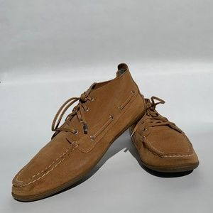 Sperry Topsider Womens Suede Chukka Boot Size 6